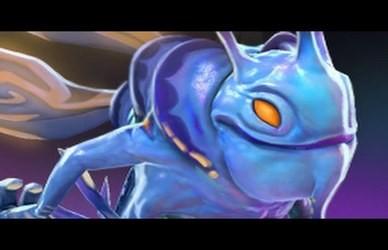 《dota2》英雄玩法与介绍(六) 天辉智力英雄 仙女龙帕克puck!