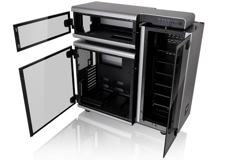 Image result for Thermaltake Level 20 Tempered Glass Edition Full Tower