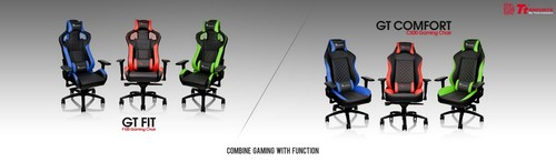 Stupendous Tt Esports Releases New Professional Gaming Chair Category Alphanode Cool Chair Designs And Ideas Alphanodeonline