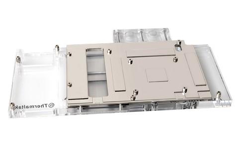 Thermaltake New Pacific V-GTX 1080Ti Transparent Water Block