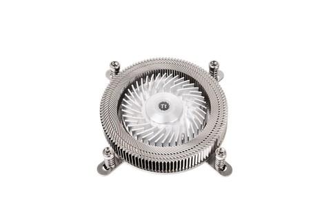 Thermaltake Announced the New Engine 17 1U Low-Profile CPU