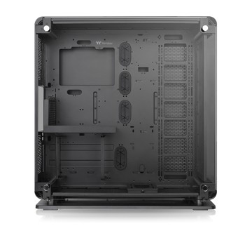 曜越全新Core P8高直立式強化玻璃機殼