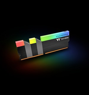 曜越發佈 TOUGHRAM RGB DDR4 3200MHz和3600MHz電競記憶體