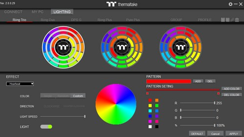 2021曜越線上電腦展帶來TT RGB PLUS 2.0軟體
